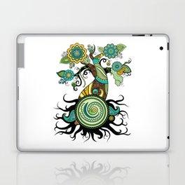 Henna Tree Laptop & iPad Skin