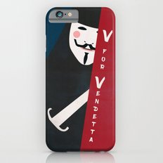 Remember Remember The Fifth Of November Vintage iPhone 6s Slim Case