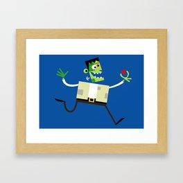 DELIGHT Framed Art Print