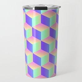 Summer Holographic Travel Mug