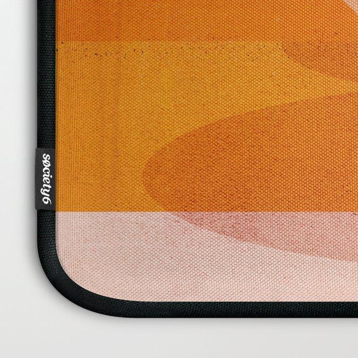 Abstraction_Lake_Sunset Laptop Sleeve