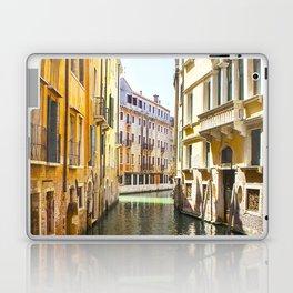 A Gondola Ride through Venice Laptop & iPad Skin