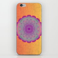 moonrise iPhone & iPod Skins featuring Moonrise by Peta Herbert