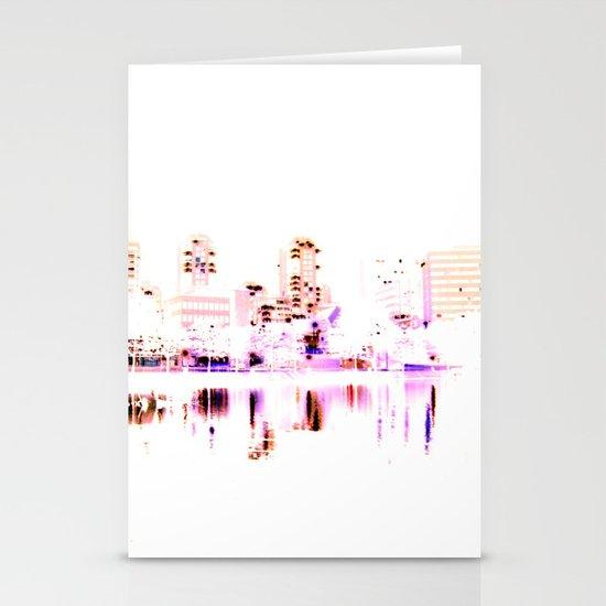 white harbor VI. Stationery Cards