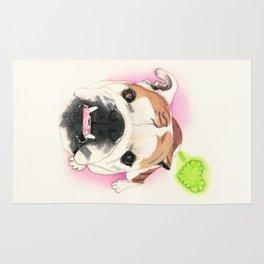 English Bulldog - F.I.P. - @LucyFarted Rug