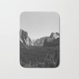 Tunnel View, Yosemite National Park III Bath Mat