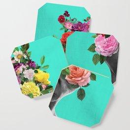 Alien Bouquet  Coaster