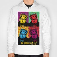 notorious big Hoodies featuring The Notorious BIG by 50mlDesigns