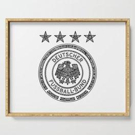 GERMANY NATIONAL FOOTBALL TEAM (DEUTSCHER FUSSBALL-BUND) Serving Tray