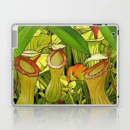 Carnivorous Pitcher Plant Laptop & iPad Skin