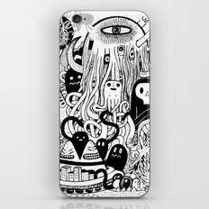Big Garden  iPhone & iPod Skin