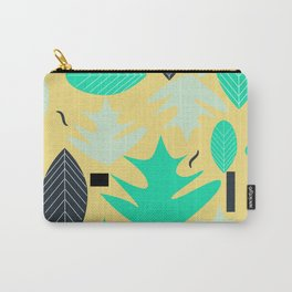 Leaf shapes Carry-All Pouch