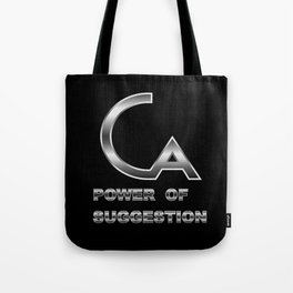 POWER OF SUGGESTION Tote Bag