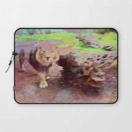 The Spirit Guide of Sirius Laptop Sleeve