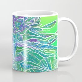 Hemp Harvest Art #2. LizzieFaye LaJolla Coffee Mug