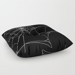 Spiderweb Floor Pillow