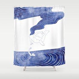 Pherousa Shower Curtain