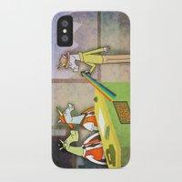 hologram iPhone & iPod Cases featuring Rainbow Hologram Unicorn by That's So Unicorny