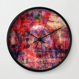 Frusciante All Album Wall Clock