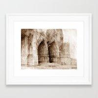 portal Framed Art Prints featuring Portal by takmaj