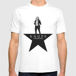 Parks and Ham - Knope the Musical T-shirt
