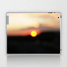 It was all a blur Laptop & iPad Skin