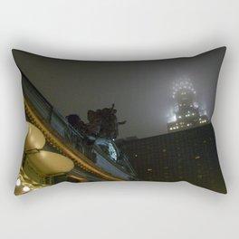 Chrysler Building Rectangular Pillow