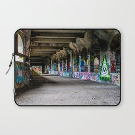 Down the Hall Laptop Sleeve