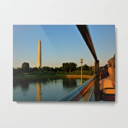 Washington, DC Metal Print