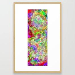 Chemical X Framed Art Print