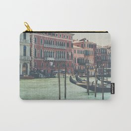 looking along the Grand Canal in Venice Carry-All Pouch