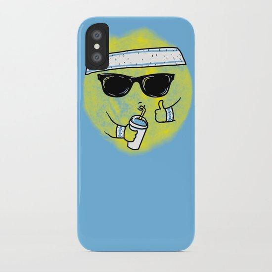 Dealin' With Summer iPhone Case