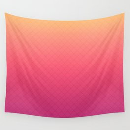 A hot evening . Wall Tapestry