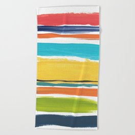 Elements 1 Beach Towel