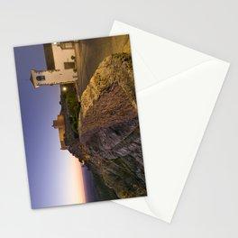 Marvao at dusk Stationery Cards