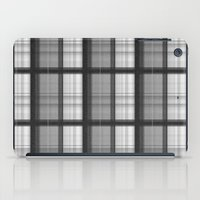 plaid iPad Cases featuring Plaid by Jonna Ivin