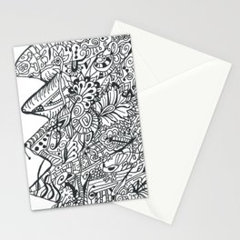 Breaking the Pattern Stationery Cards