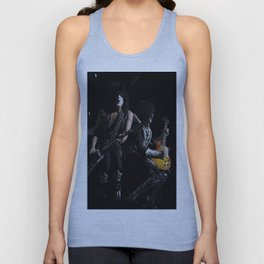 Paul Stanley and Tommy Thayer of KISS Unisex Tank Top
