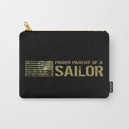 Proud Parent of a Sailor Carry-All Pouch