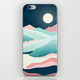 Tranquil Vista iPhone Skin