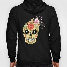 funny skull Hoody