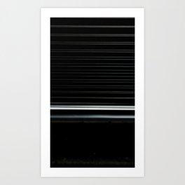 Burnaby nº 12 Art Print
