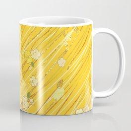 Creeping Flower & Leaves 4 Coffee Mug