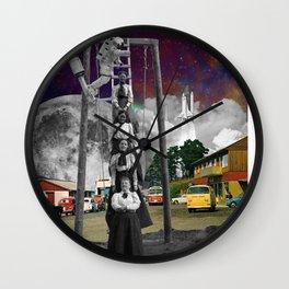Sister Up Wall Clock
