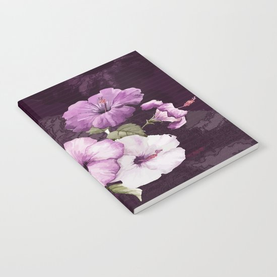 The shadow of flowers Notebook