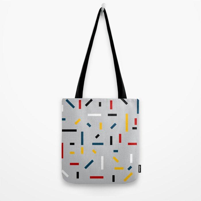 BEFORE MONDRIAN Tote Bag