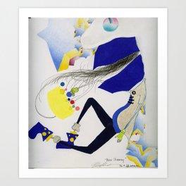 Prince Charming. Art Print