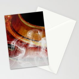 Musical memories Stationery Cards