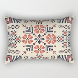 Embroidery from Palestine Rectangular Pillow