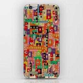 wonderlust iPhone Skin